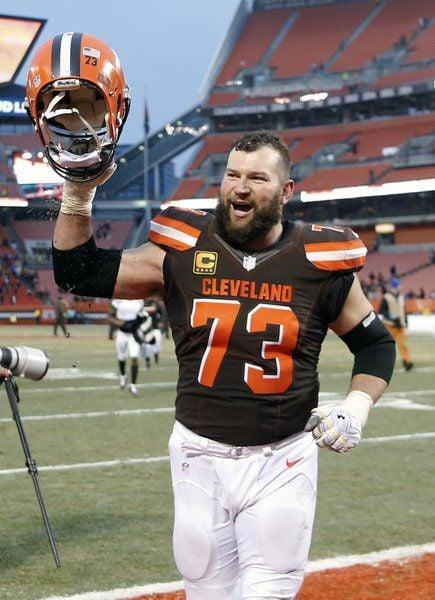 Era Ended Browns Tackle Joe Thomas Retires After Satu Seasons
