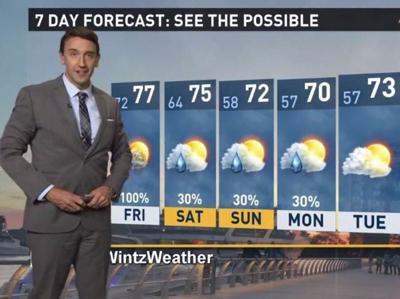 Jefferson native Matt Wintz forecasting weather on WKYC-TV | Local