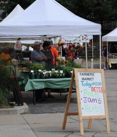 Area farmers' markets opening this weekend