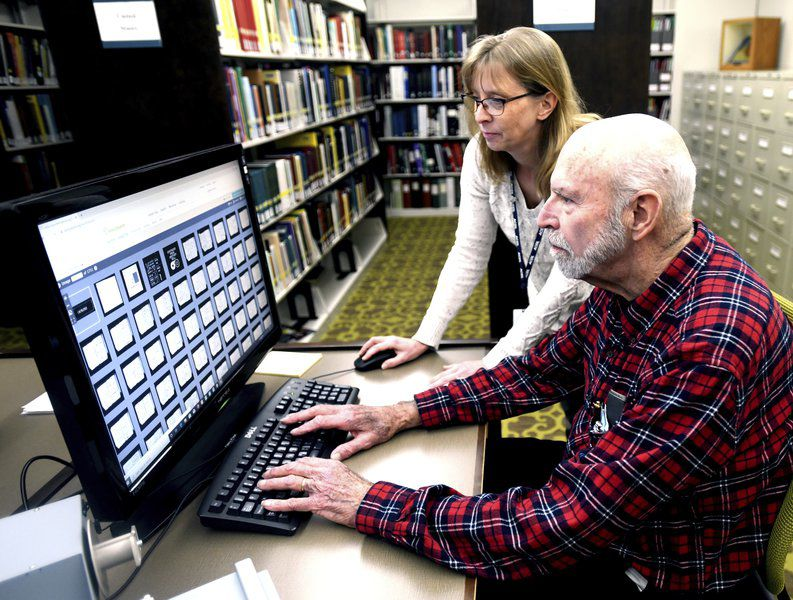 Ashtabula County District Library helps connect patrons with roots