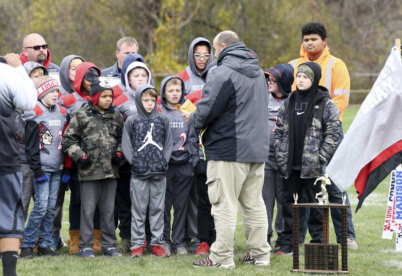 Local youth football team heading to regional championship