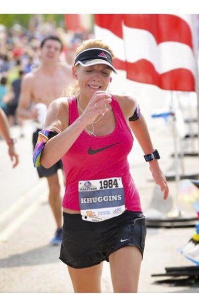Area runners partake in event to replace Boston Marathon trip