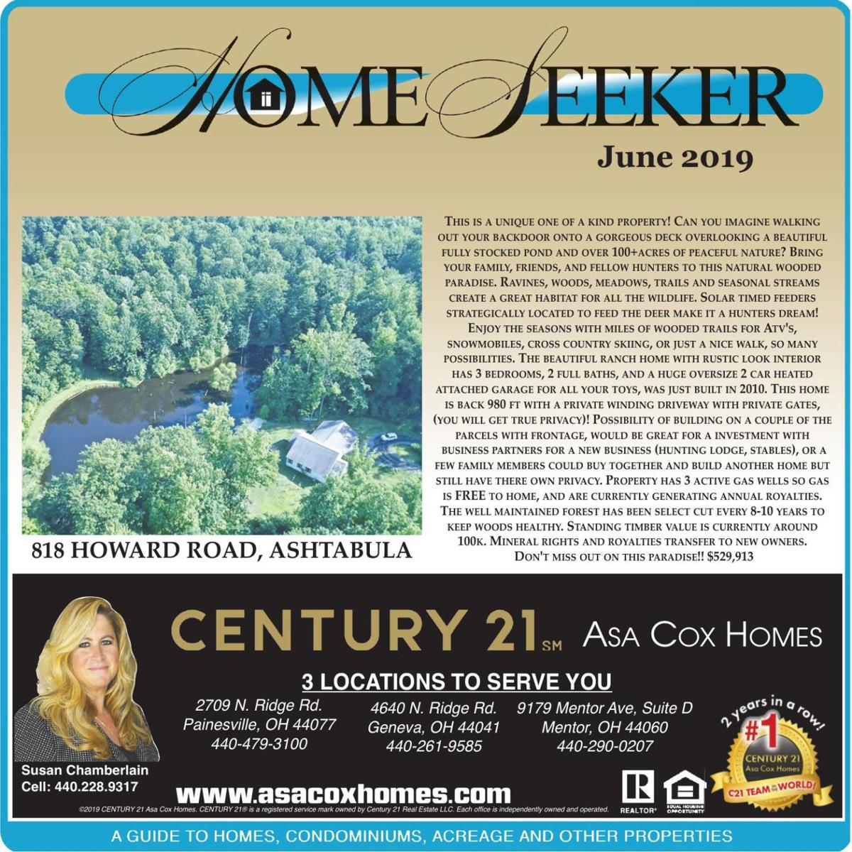 HOMESEEKER - JUNE 2019