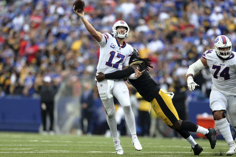 Steelers upend expectations with decisive victory in Buffalo