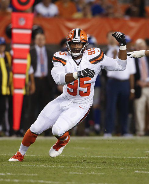 Browns rookies Garrett, Kizer set for first Steelers matchup