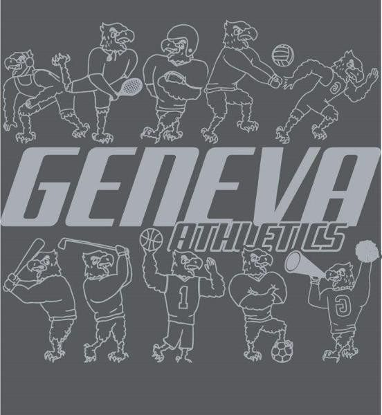 Get into the Spirit (Wear) Geneva Athletic Boosters selling new designs, gear in annual sale