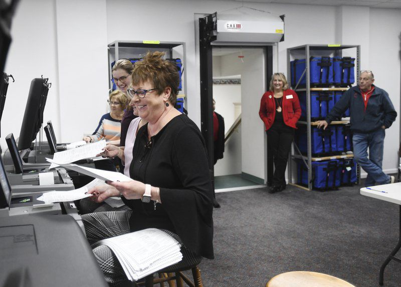 Your vote counts: Library levy wins in recount by two votes Other results remain the same