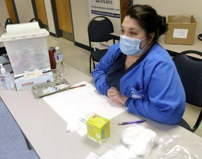 Nearlya third of county residents vaccinated