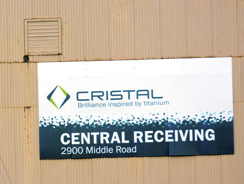 Cristal to be sold INEOS buying Ashtabula complex from