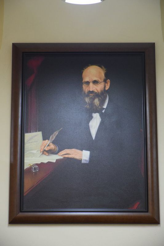 County honors 'Father of American Handwriting' in Geneva