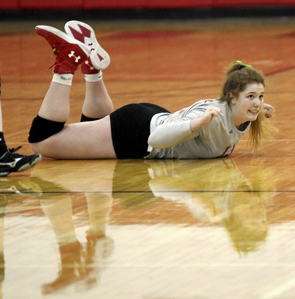 Geneva's Vencill named 2019 Ashtabula County Volleyball Player of the Year
