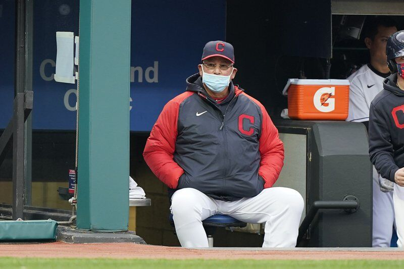 Indians' Francona confident he'll return as manager in 2022