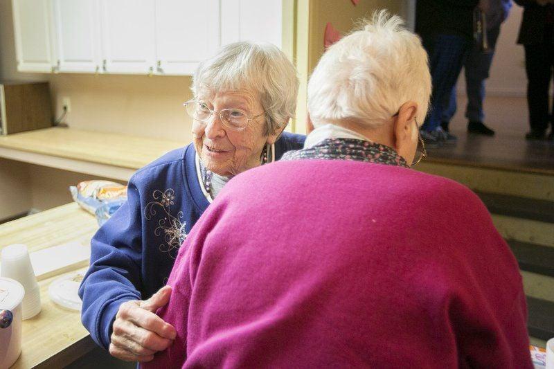 Eloise Fleming celebrates 100 years