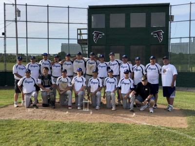 Host Bruisers take first place in baseball tournament