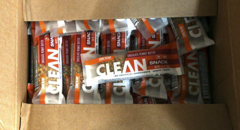 Pittsburgh-based company donates water, nutrition bars to AACS