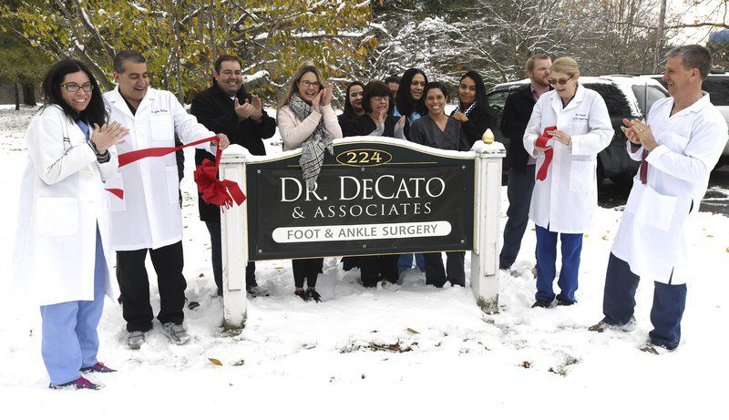 New doctors' office opens in Conneaut