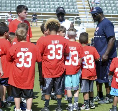 Bunch football camp to take place June 16 at SPIRE
