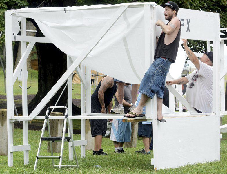 Preparations underway for D-Day Conneaut