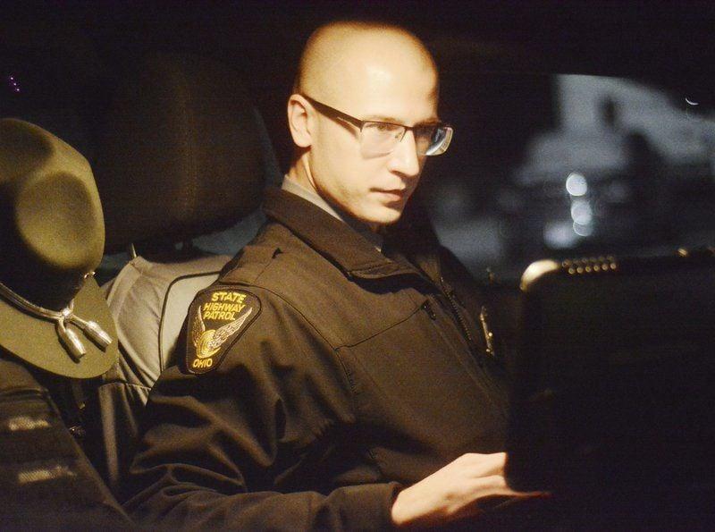 ohio state patrol leads manual