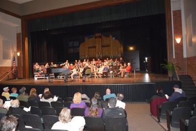 Jacobsen performs, teaches at Lakeside