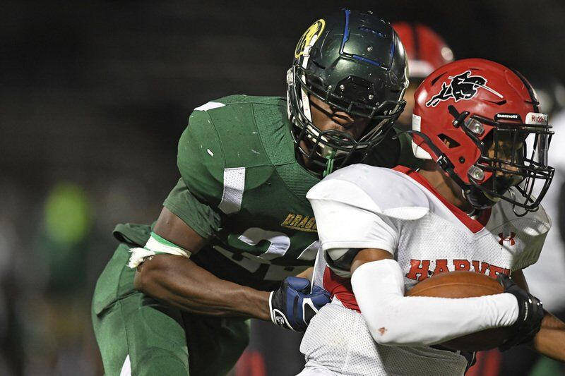 Red Raiders make big plays in win over Dragons