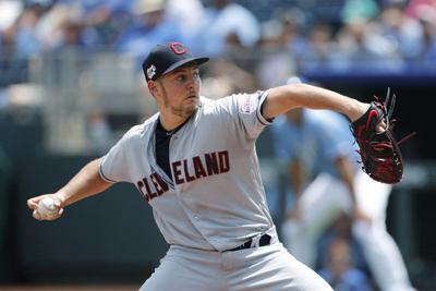 Cleveland sends starting pitcher to Reds in three-team deal