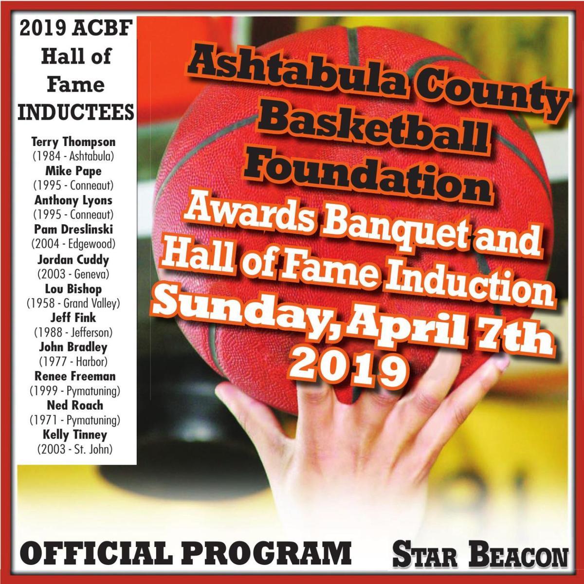 2019 Ashtabula County Basketball Foundation