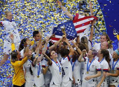 County soccer players react to USWNT World Cup run