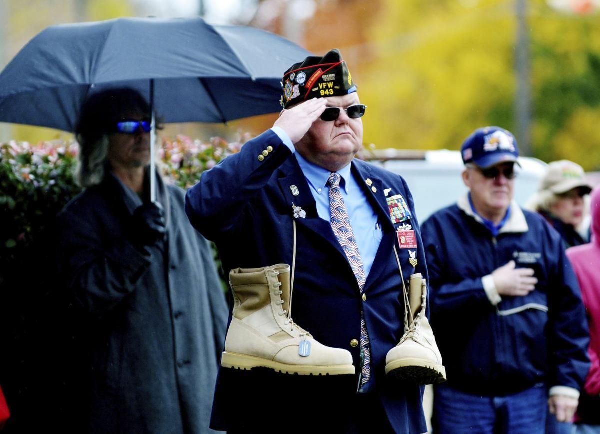 Reaching out Ashtabula man focuses veterans' mental health