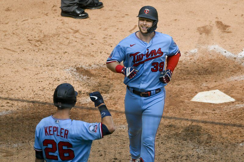 Cruz, Twins power up again in 7-5 win against Indians