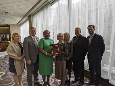 Dragon Empowerment Center receives state award