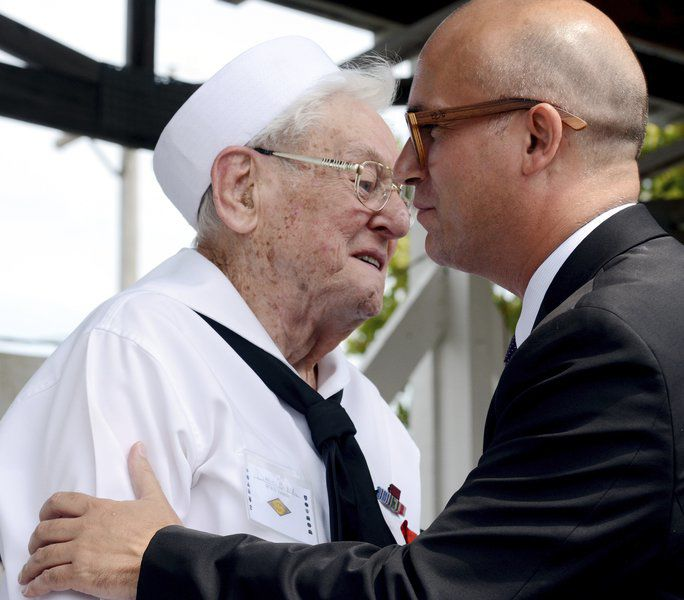 French government thanks Americanveterans