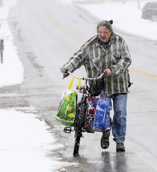 Local children get two snow (and ice) days
