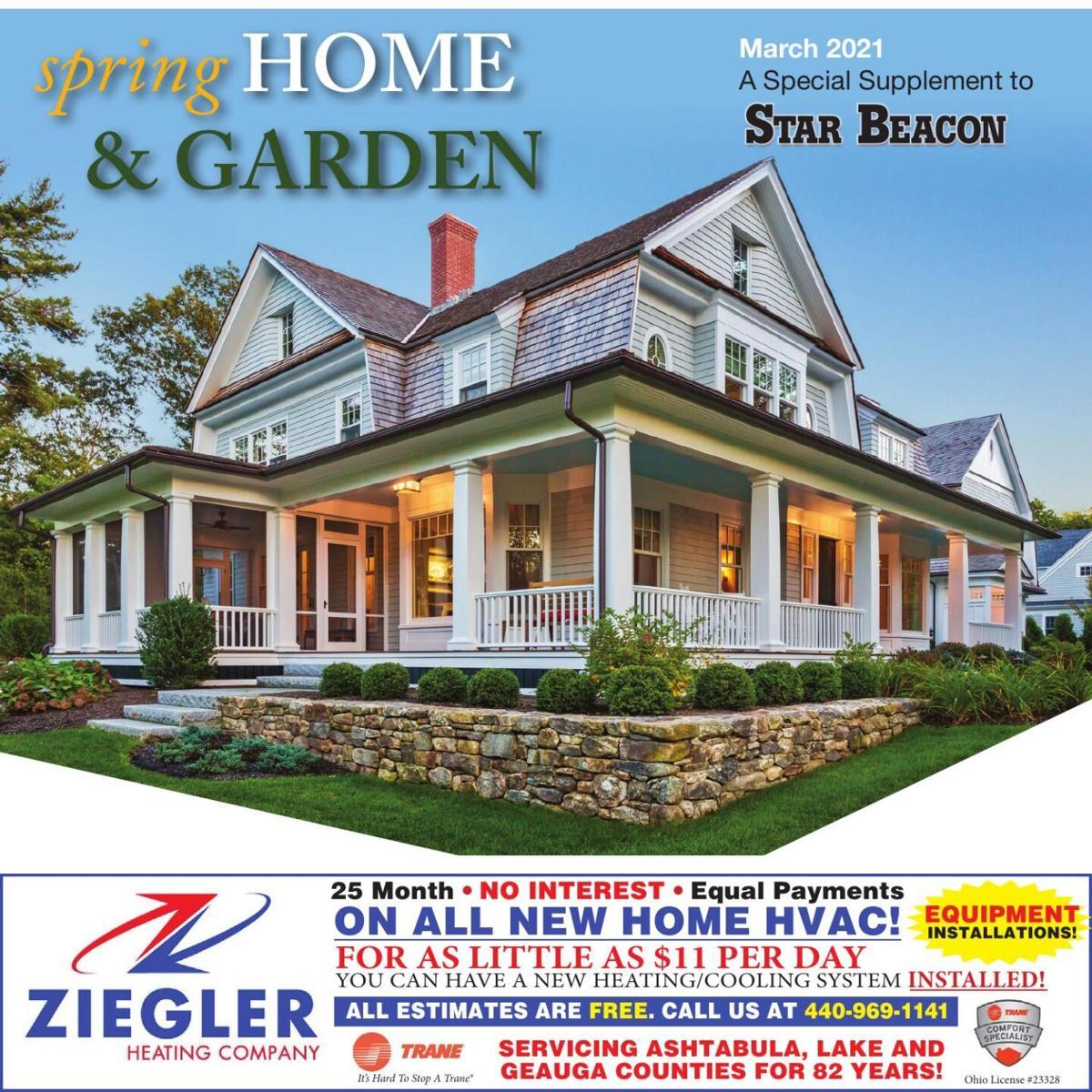 HOME & GARDEN - MARCH 2021