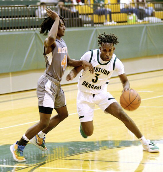 Lakeside's Ford captures second consecutive boys basketball county player of the year