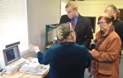 New audiology center opens
