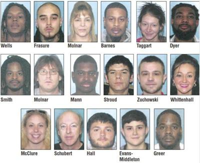 17 drug offenders indicted | Local News | starbeacon com