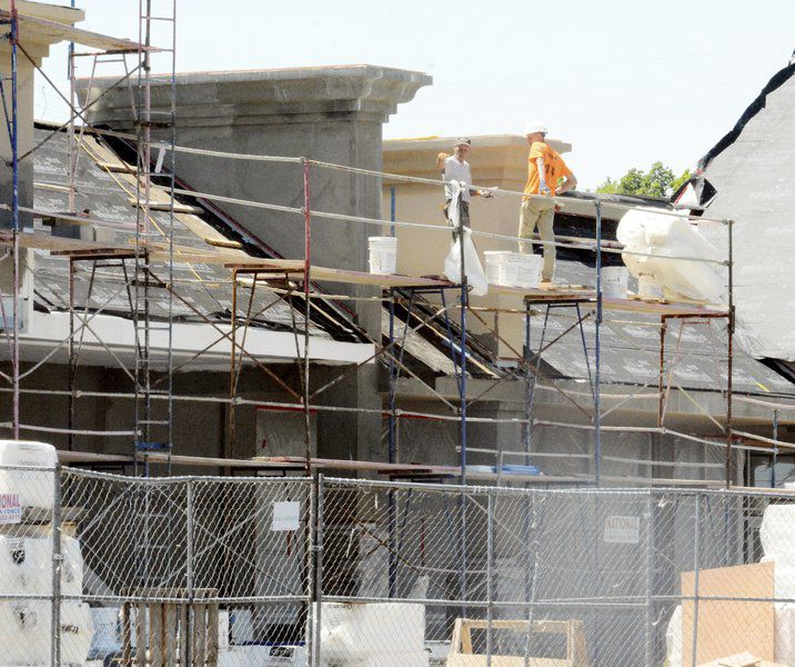 ACMC's Health and Wellness Plaza getting new facade