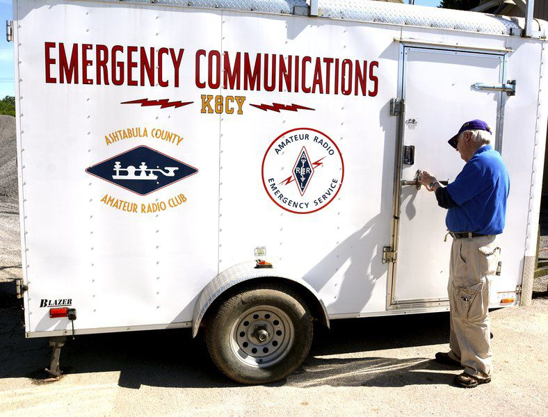 Radio operators 'make something work in any given scenario'