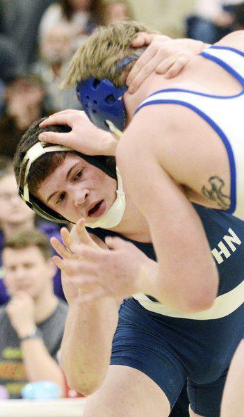 Edinboro grabs another county wrestler in Ducca