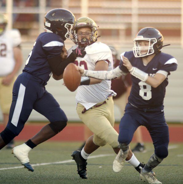Lakers score early in NAC win over Heralds