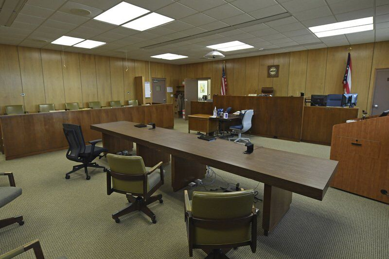 Common pleas courts changing with COVID -19 times
