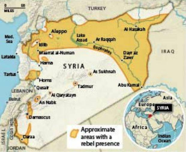 9 questions about Syria you were too embarrassed to ask