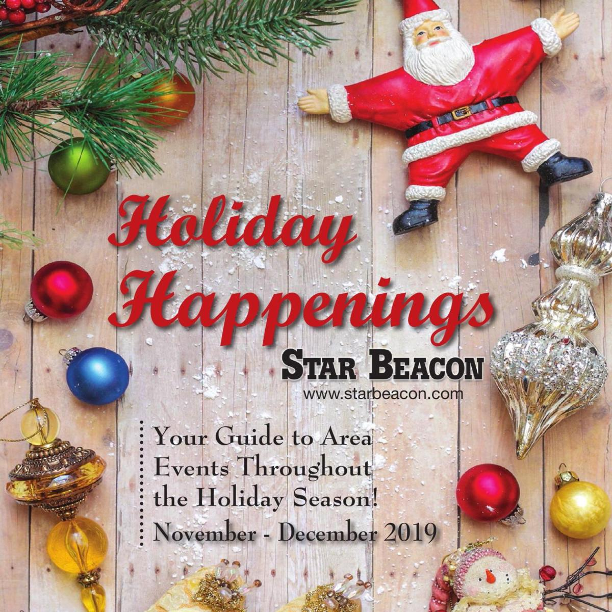 2019 Holiday Happenings