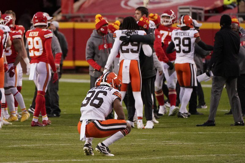 Return trip: Browns going back to rowdy KC for '21 opener