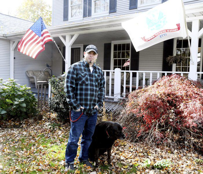 Ashtabula veteran and his explosive-sniffing dogretire together after service in Iraq and Afghanistan