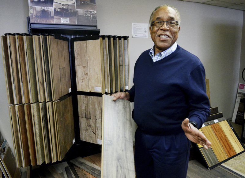 S&B Floor Covering owner celebrates 31 years in business downtown