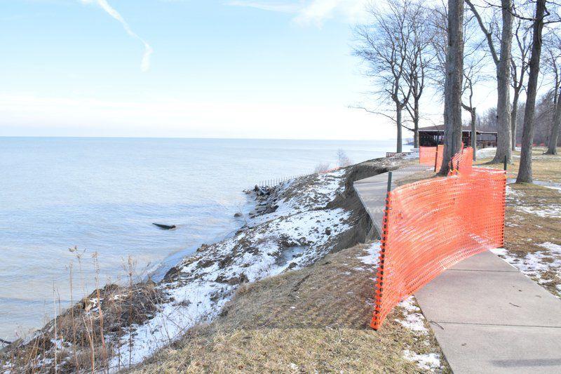 Erosion continues to impact Geneva Township Park