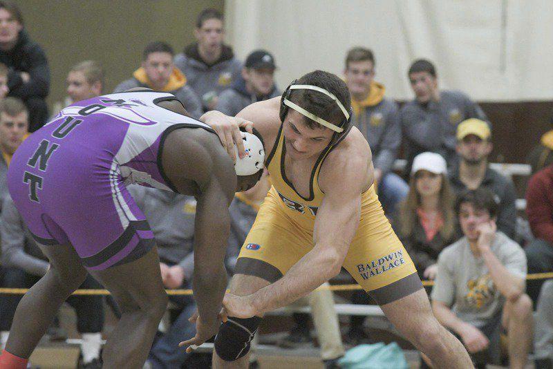 Madison alum reaches DIII wrestling nationals