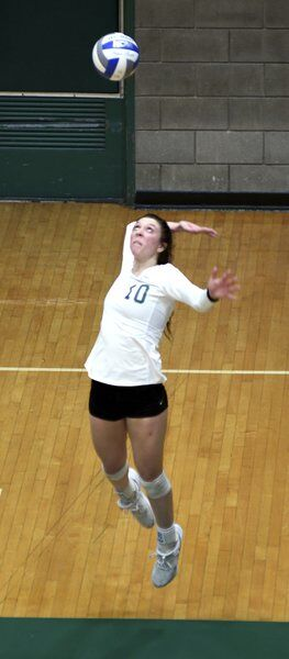 Jefferson graduate DeGeorgelooking forward to playing volleyball at Cleveland State again
